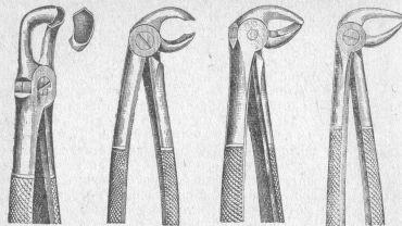 Щипцы и элеваторы для удаления зубов