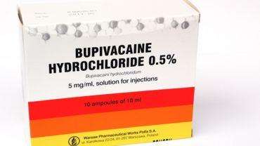 Местный анестетик Бупивакаин